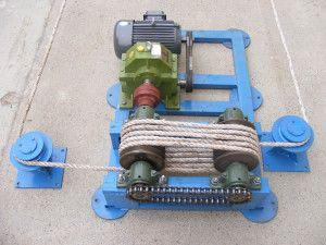 manure clean machine
